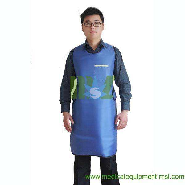 Light weight medical Lead x ray coat apron and lead vest with CE approved-MSLLJ03