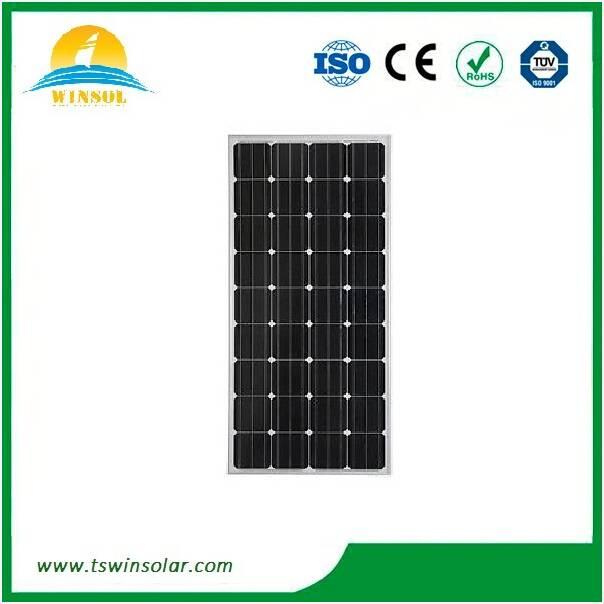 mono 160w solar panel