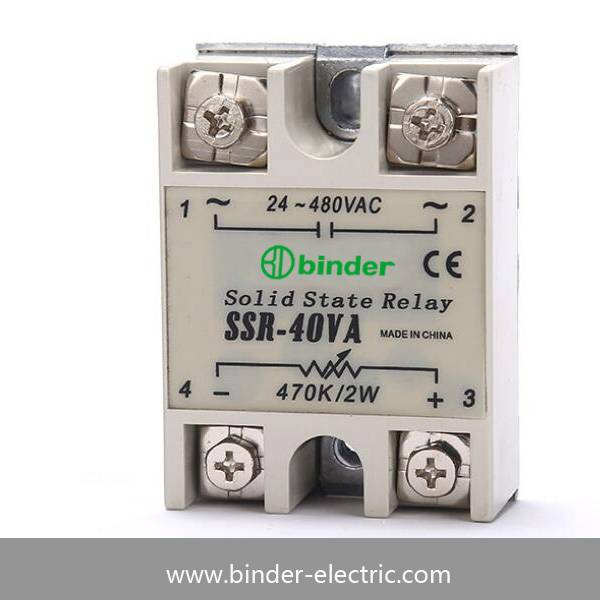 SSR-75VA,SSR-40VA,SSR-25VA,SSR-10VA,Single phase solid state relay
