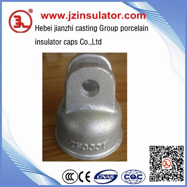 suspension disc insulator cap