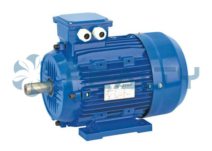 MS series aluminum housing three-phase induction motor