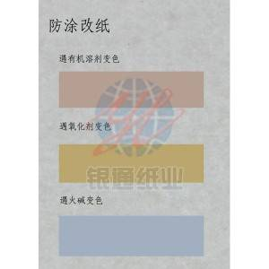 Chemical Sensitivity Paper A4 Size