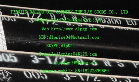 7 5/8inch API5CT casing pipe Range 3 Vam Top Thread