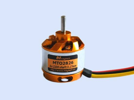 Brsushless motor for quadcopters Maytech MTO2826-2200