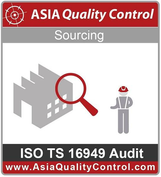 ISO TS 16949 Manufacturer Audit in Indonesia
