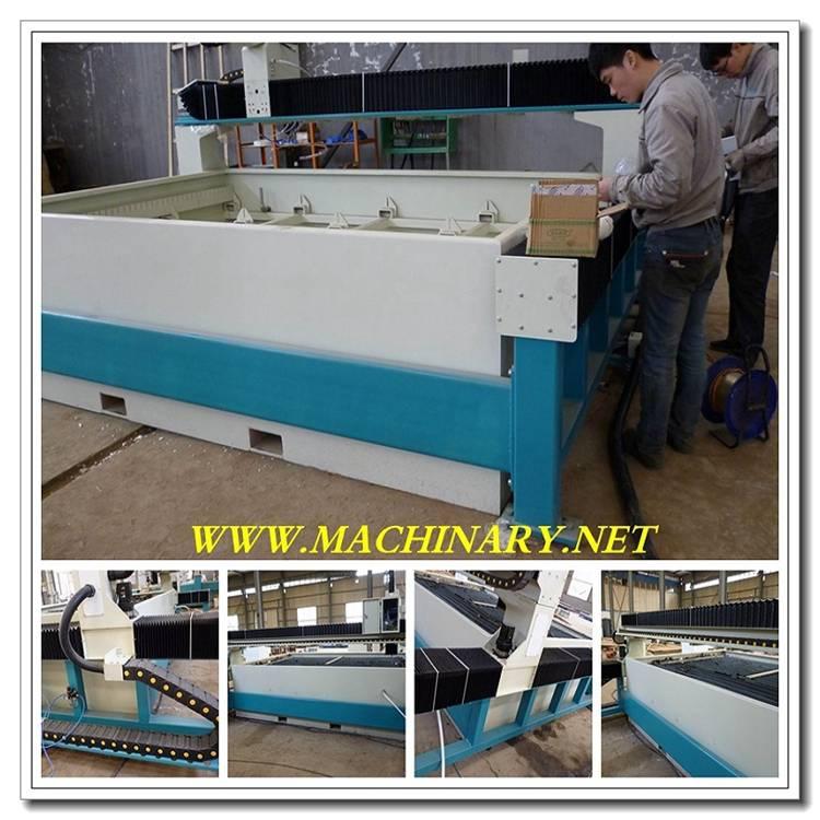 glass cutting machine 420mpa cnc high pressure water jet