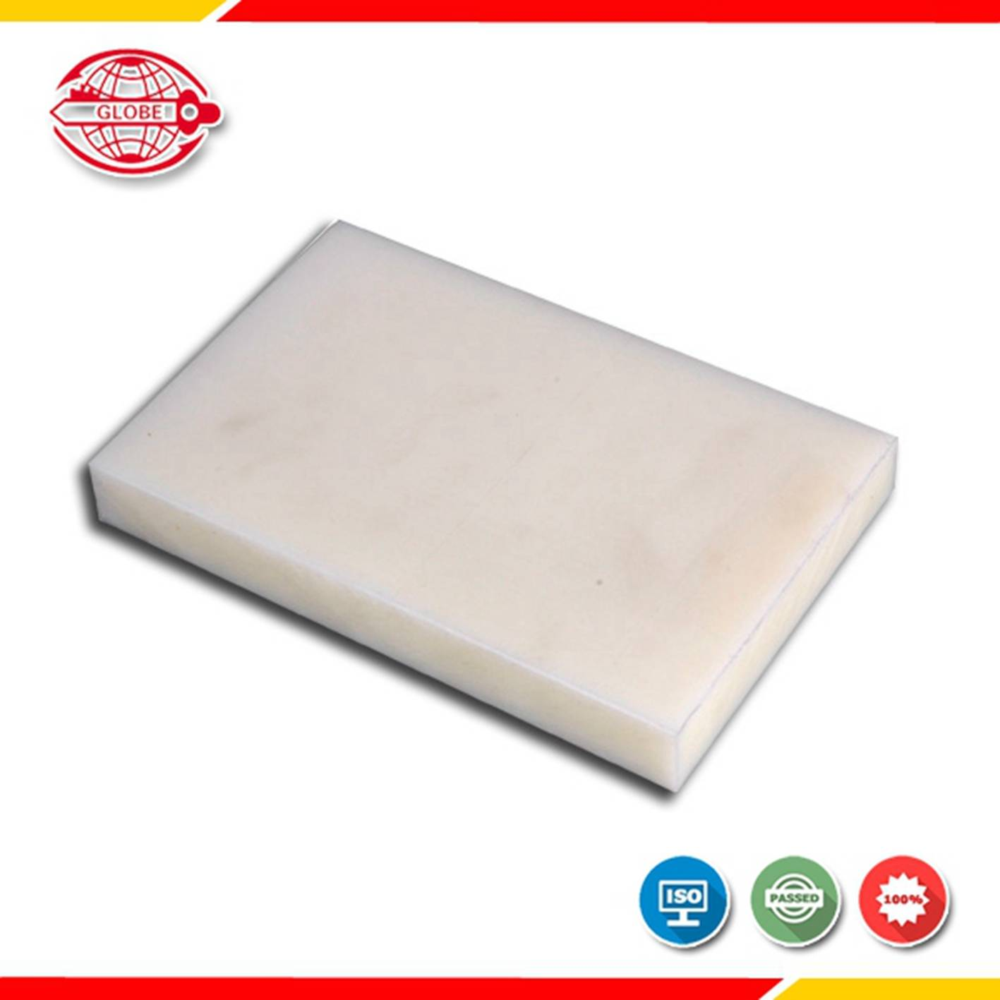 China top sale customized clear mc nylon sheet for engineering material