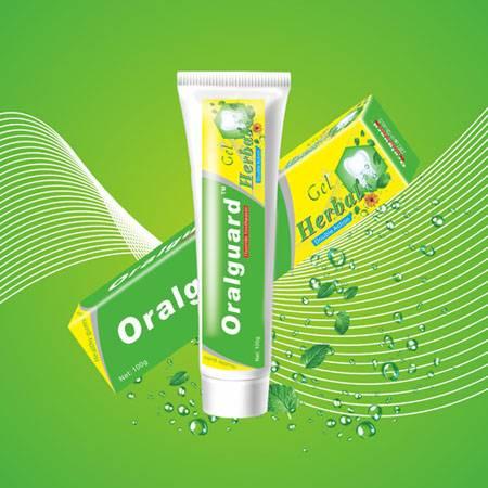 Oralguard Herbal Gel