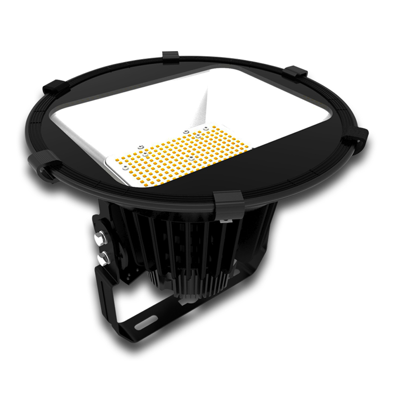 Aluminum 100W led high bay light housing