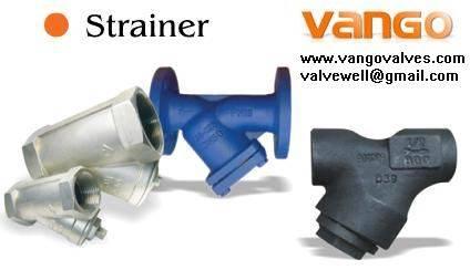 API/DIN Y-Strainer
