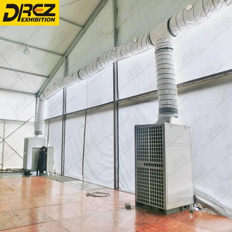 Drez 20 ton Air Conditioner PVC Tent HVAC System for Large and Medium Tent