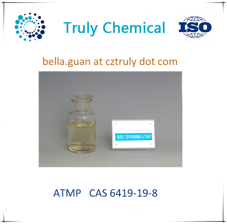 ATMP CAS 6419-19-8 Water Treatment Chemicals