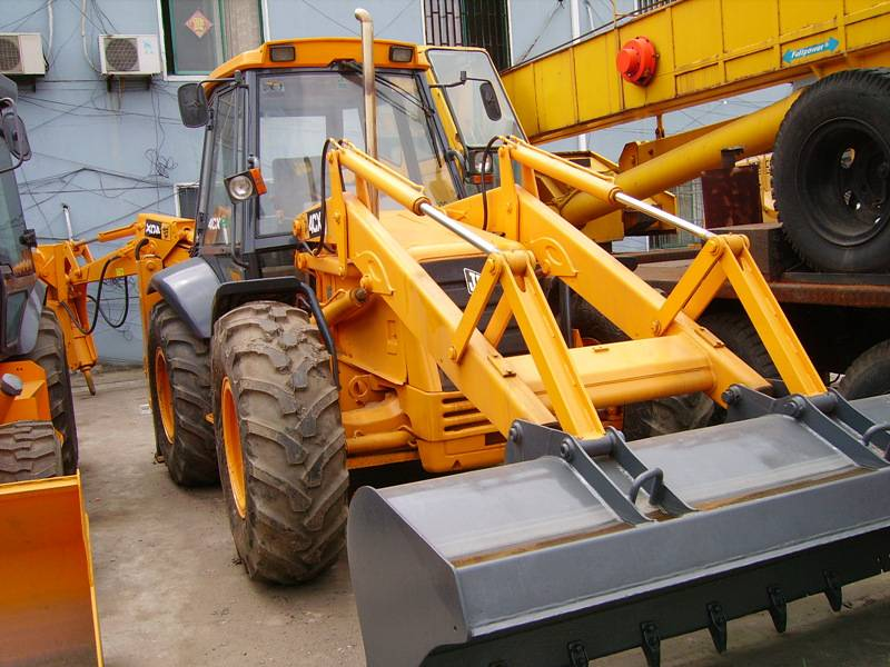 Used 4CX JCB Backhoe Loader