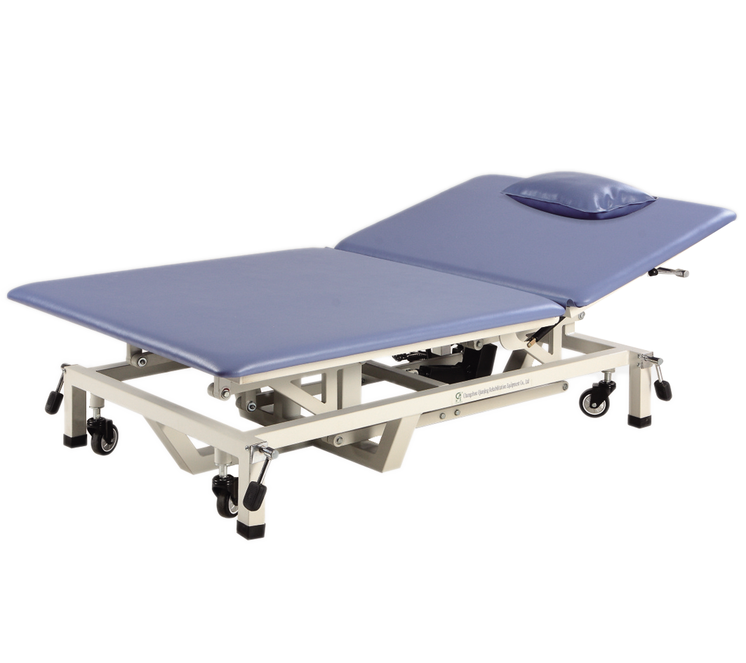 B-PTC-03 Two Section Hi-Lo Bo-Bath Electric Treatment Table