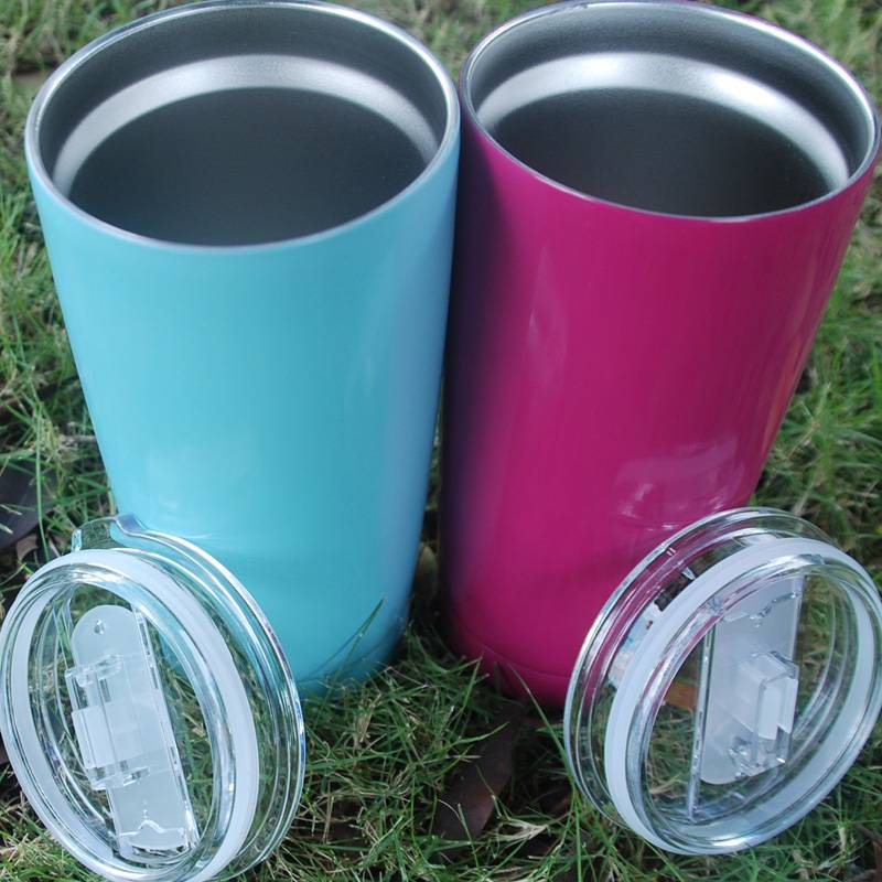 Top Quality 20 OZ Stainless Steel Tumblers Cups/Mugs in 8 Colors