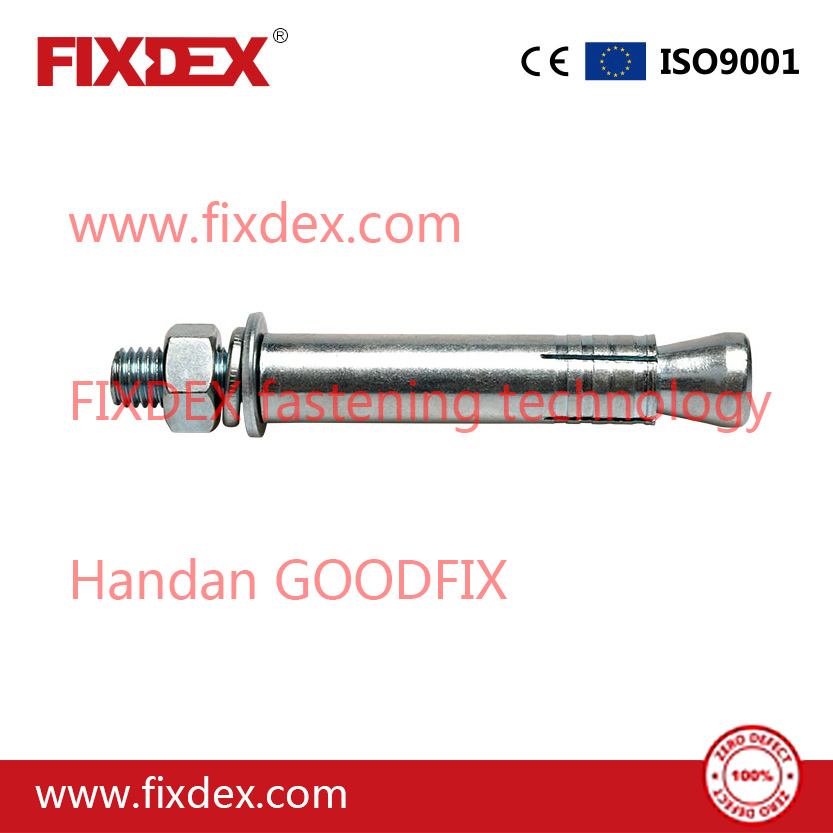 Heavy Duty Fixing Anchor Galvanized Zinc Plated