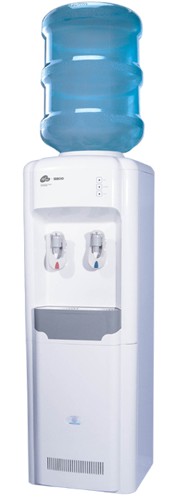 Bottled Water Coolers, Hot and Cold Water Dispenser