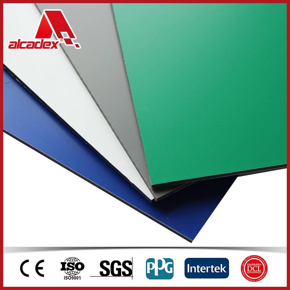 Ceiling Cladding Material PVDF Durable ACP