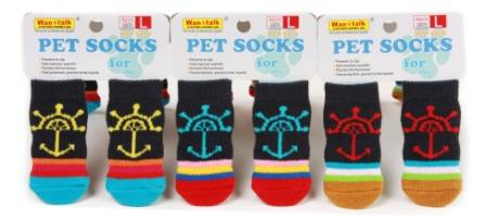 Wantalkpet Pet Socks