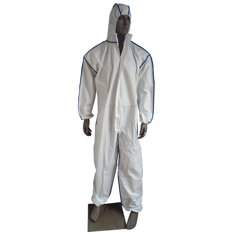 Disposable surgical wear hospital operation gown scrub disposable gown/ coverall