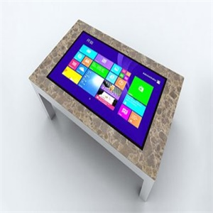 Interactive Multi Touch Table Kiosk Advertising Display Box