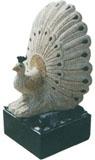 Stone Animal Sculptures