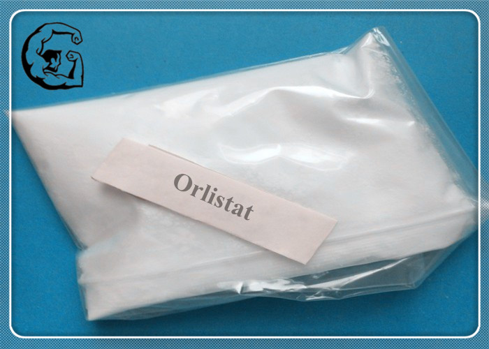 Orlistat//(-)-Tetrahydrolipstatin//Lose weight 99% powder cas96829-58-2 No side effect//Orlistat