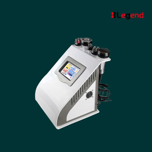 5IN1 Bipolar RF Ultrasonic Liposuction Cavitation Vacuum Slimming Machine F-02