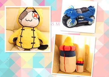 Novelty Plush Toys For Kids