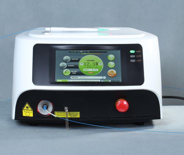 Diode ENT Laser For Turbinate Reduction In Case Of Allergic Rhinitis And Vasomotor Rhinitis