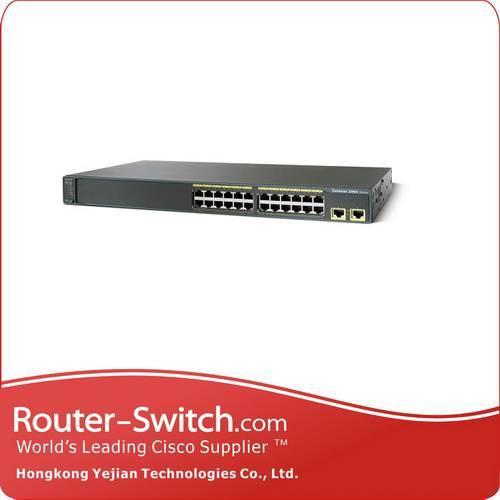NEW Cisco Original Catalyst Switch WS-C2960-24TT-L 2960 - router-switch.com