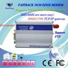 RS232 wavecom fasttrack supreme 20 based on wavecom module Q2687 (850/900/1800/1900Mhz)