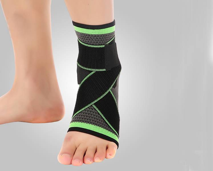 Airflow Ankle Support Brace with Bandage