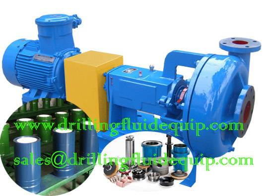 BETTER MCM 250 style Centrifugal Pumps and pump impeller