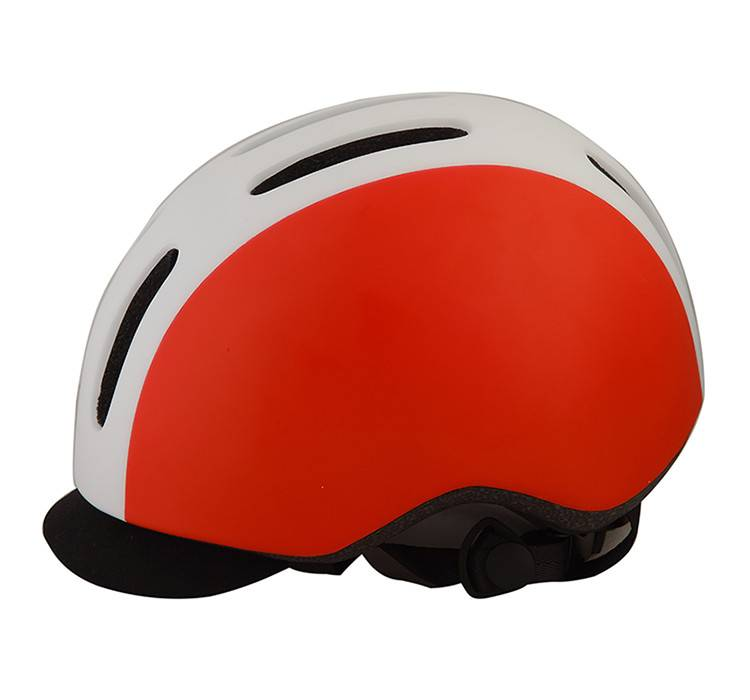 Adjustable Protect electric bike helmets ,Colorful In Mold motor cycle helmet