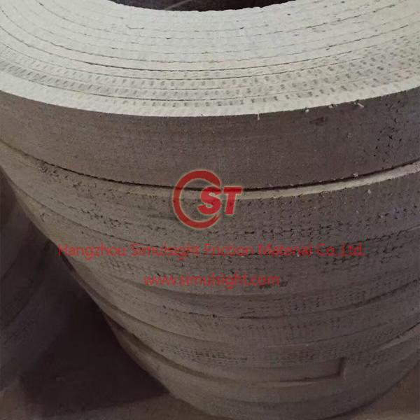 Asbestos Resin Brake Lining Roll