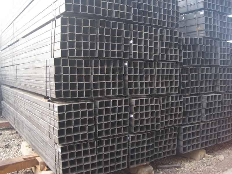 Australia C350 rectangular square tubular steel structures in China Dongpengboda
