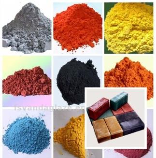 Iron oxide orange 960
