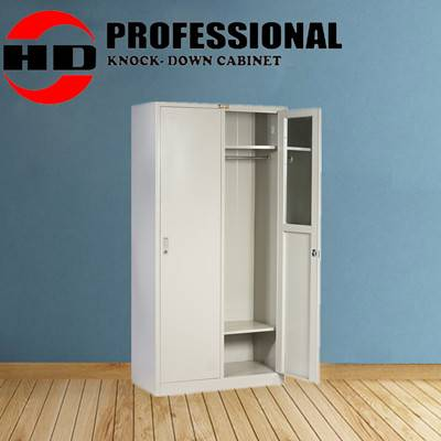 Steel filing cabinet for office use