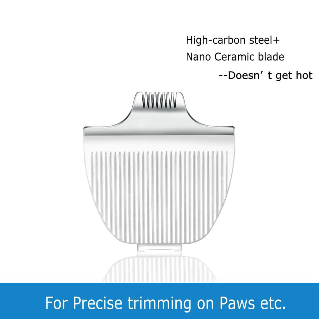 Cheap dog grooming blades for precise trimming on paws toes(528)