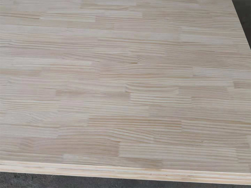 Building/Decorate Material, Furniture Material, Finger-Joint Boards: Pine Finger-Joint Boards