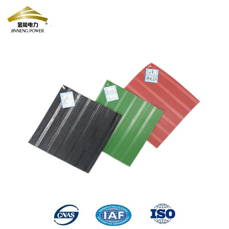 anti slip insulating rubber mat