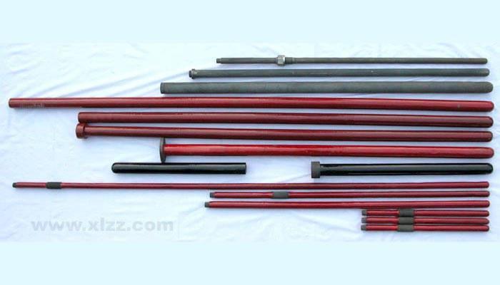 Cast iron pyrometer tubes