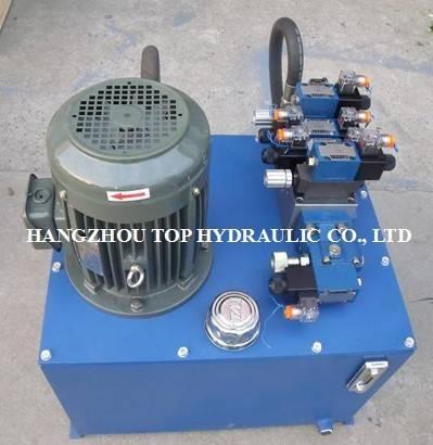 Hydraulic Pump Station hydraulic power pack unit hydraulic pump motor accumulator hydraulic valve