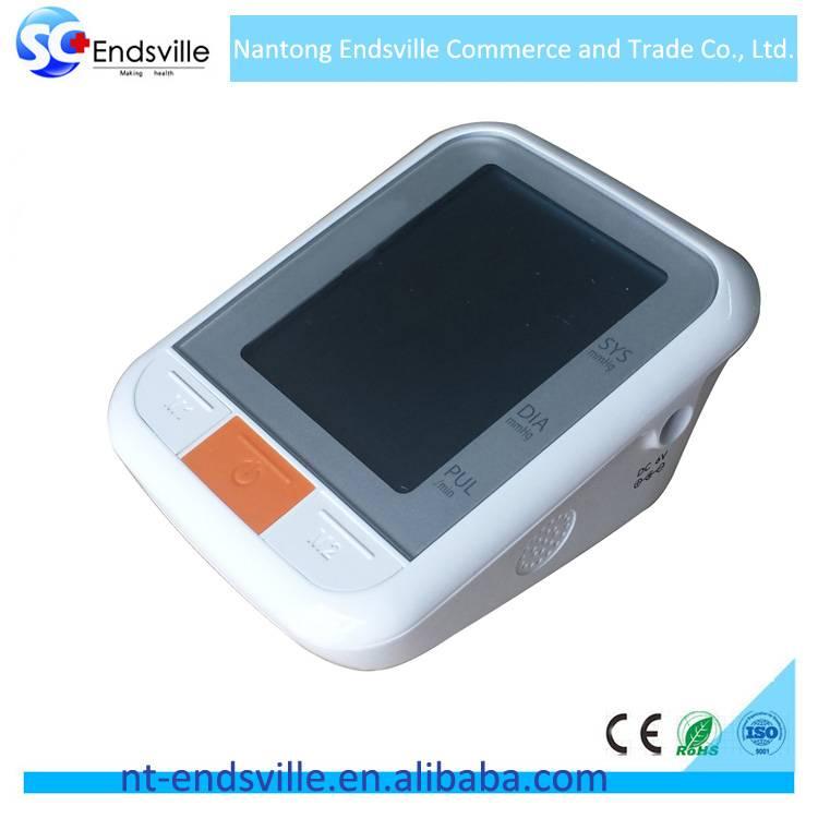 Upper armdigital blood pressure monitor