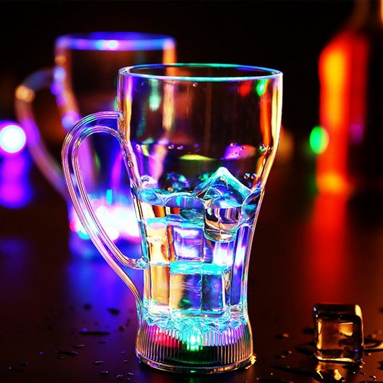 Multifunction LED Flashing Coca Cup for Parties or Wedding