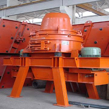 2013 best selling vertical shaft impact crushers