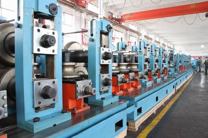 API tube mill