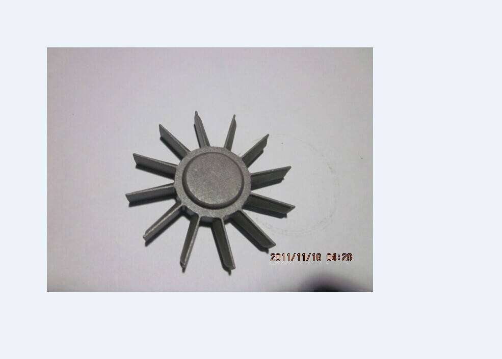 Precision Casting Factory home accessories stainless steel pump impeller specialized in producing hi
