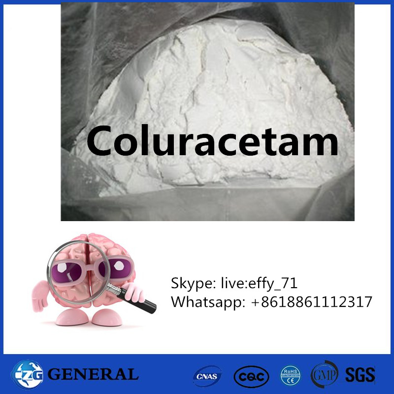 99% high quality 135463-81-9 Nootropic raw powder Coluracetam
